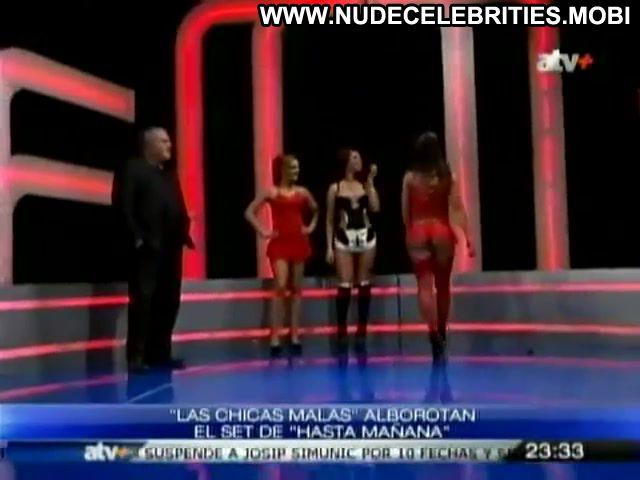 Chicas Malas Nude Sexy Scene Hasta Manana Tv Show Lingerie