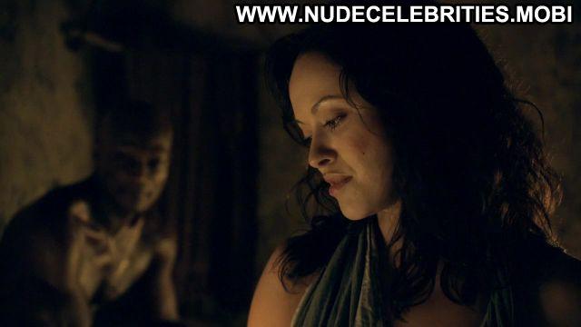 Marisa Ramirez Nude Sexy Scene Spartacus Gods Of The Arena