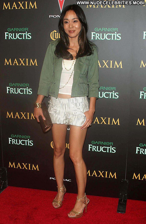Yunjin Kim No Source Celebrity Posing Hot Babe Asian