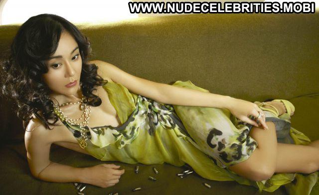 Yunjin Kim No Source Celebrity Sexy Dress Posing Hot Asian Brunette