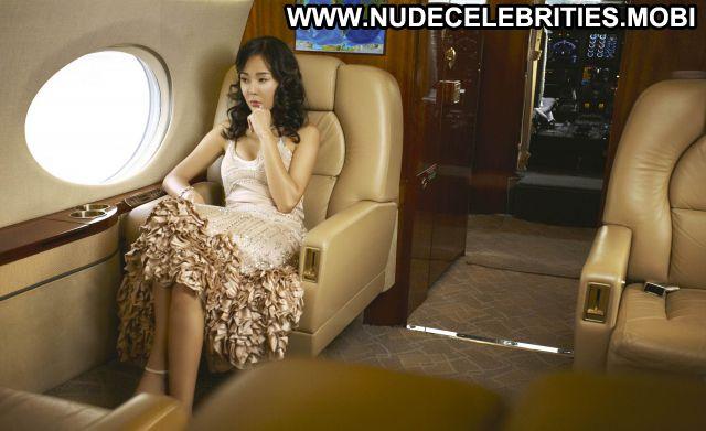 Yunjin Kim No Source Asian Brunette Celebrity Nude Cute Sexy Nude