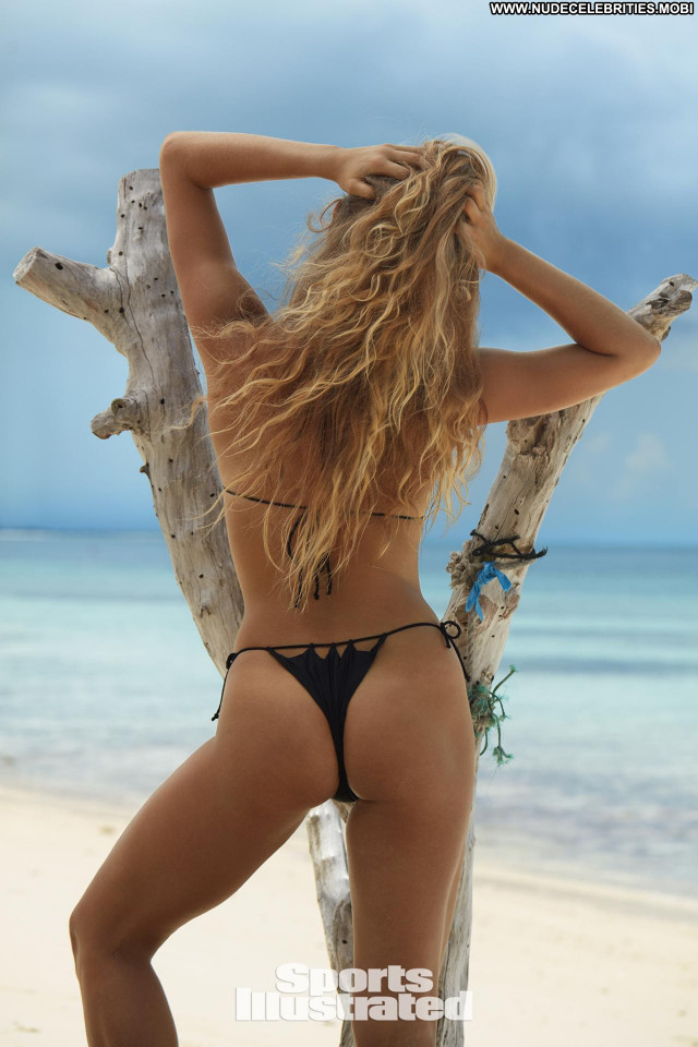 Sailor Brinkley Cook Sports Illustrated Sexy Sister Model Swimsuit