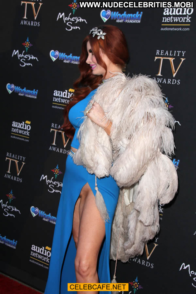 Phoebe Price No Source Underwear Celebrity Beautiful Reality Awards
