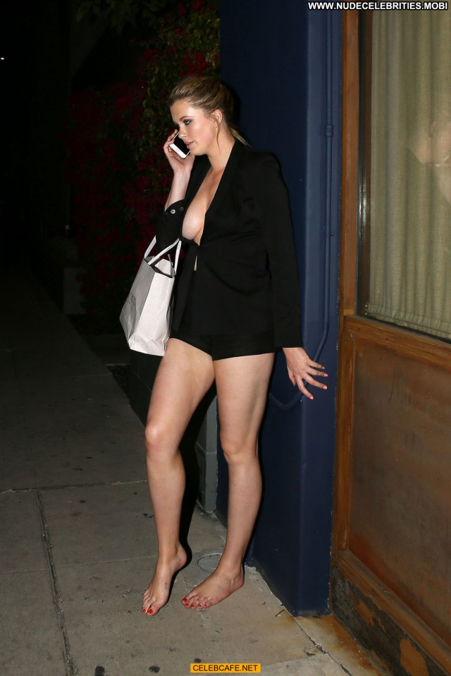 Ireland Baldwin West Hollywood Celebrity Babe Beautiful West