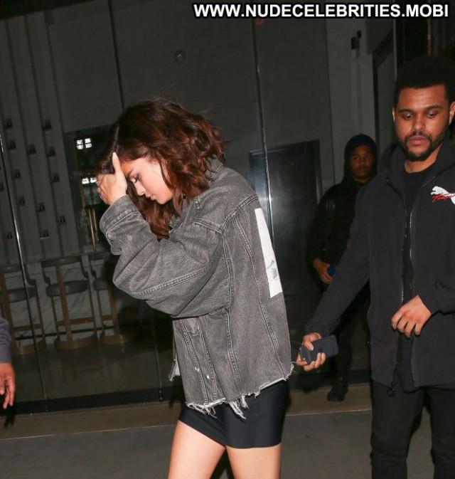 Selena Gomez No Source Hollywood Babe Paparazzi Posing Hot Beautiful