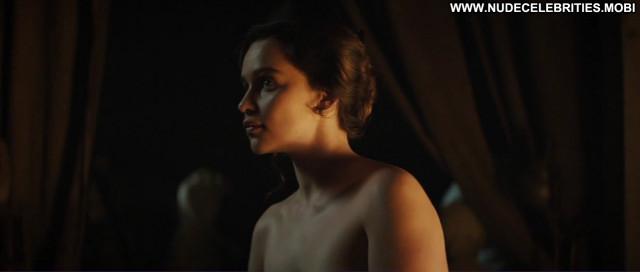 Emilia Clarke Esquire Magazine Sea Movie Sex Sexy Babe Actress Nude