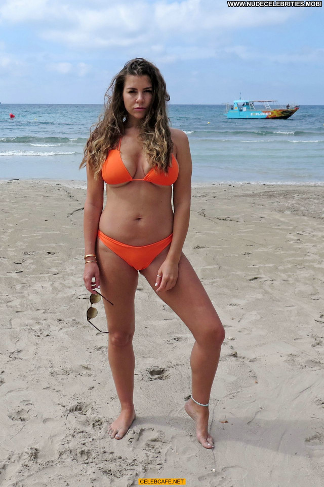 Imogen Thomas No Source Celebrity Posing Hot Babe Beautiful Bikini