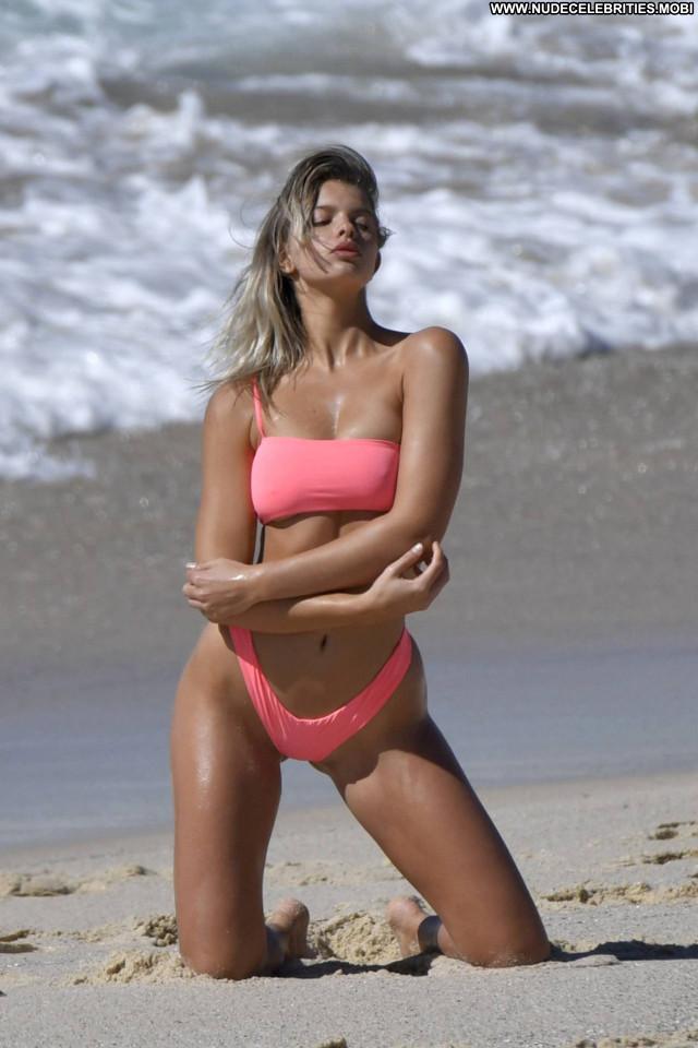 Claudia Galanti Topless Photoshoot Bikini Celebrity Australia Candids