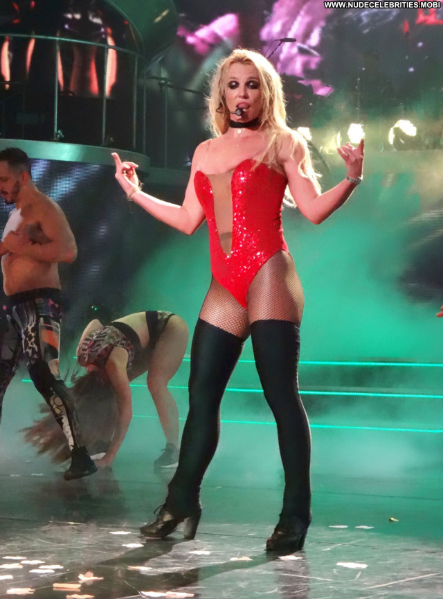 Britney Spears Las Vegas Solo Actress Hot Live International American