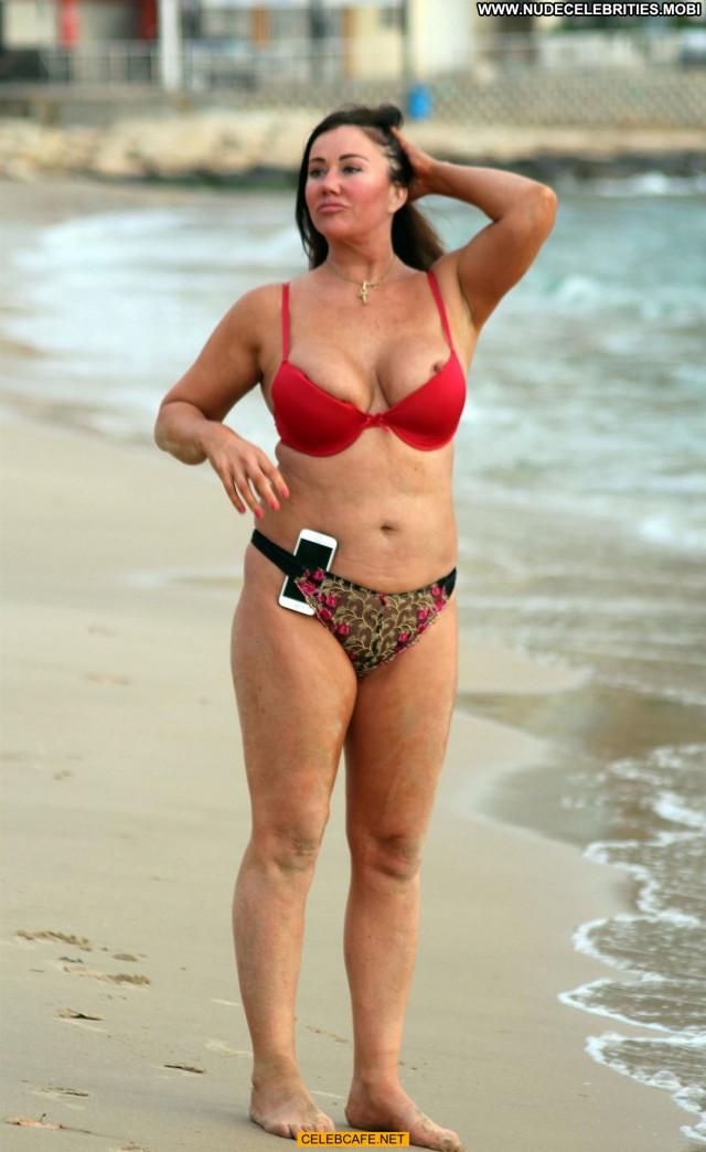 Lisa Appleton No Source Spa Posing Hot Nipple Slip Beautiful Babe