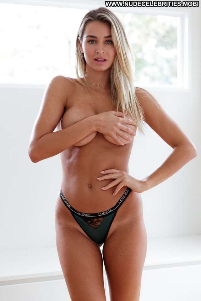 Madison Edwards Topless Photoshoot Australian Babe Sexy Bikini