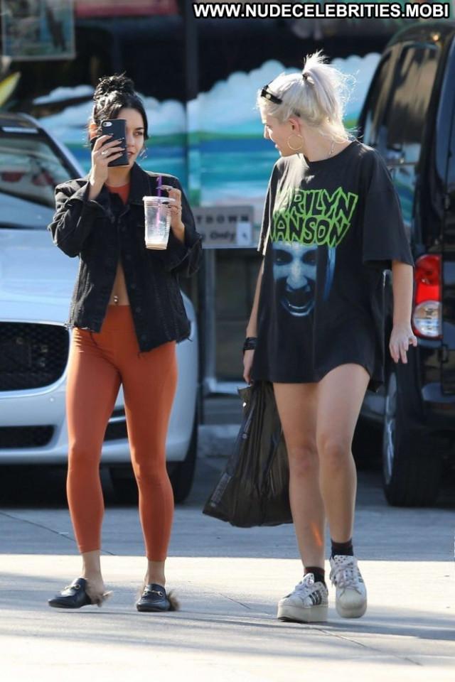 Vanessa Hudgens No Source Babe Halloween Celebrity Orange Beautiful