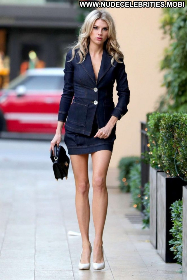 Charlotte Mckinney Beverly Hills Beautiful Hotel Hot Celebrity Posing