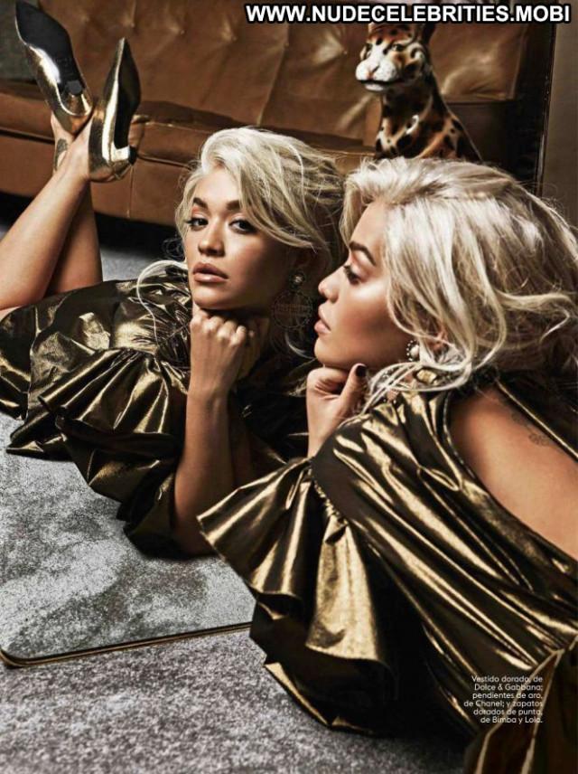 Rita Ora No Source Spa Celebrity Glamour Babe Beautiful Posing Hot