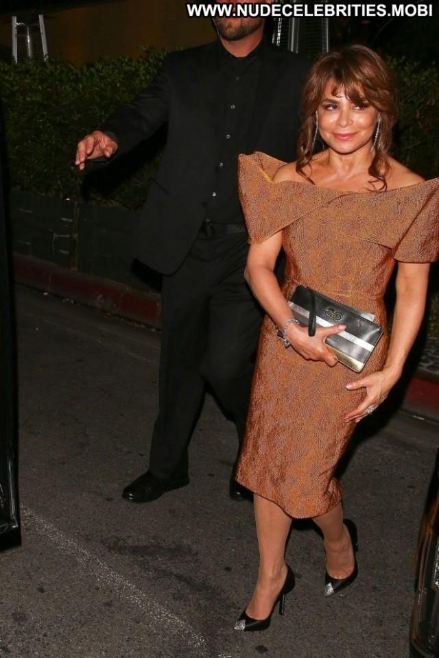 Paula Abdul West Hollywood Celebrity Hollywood Posing Hot West