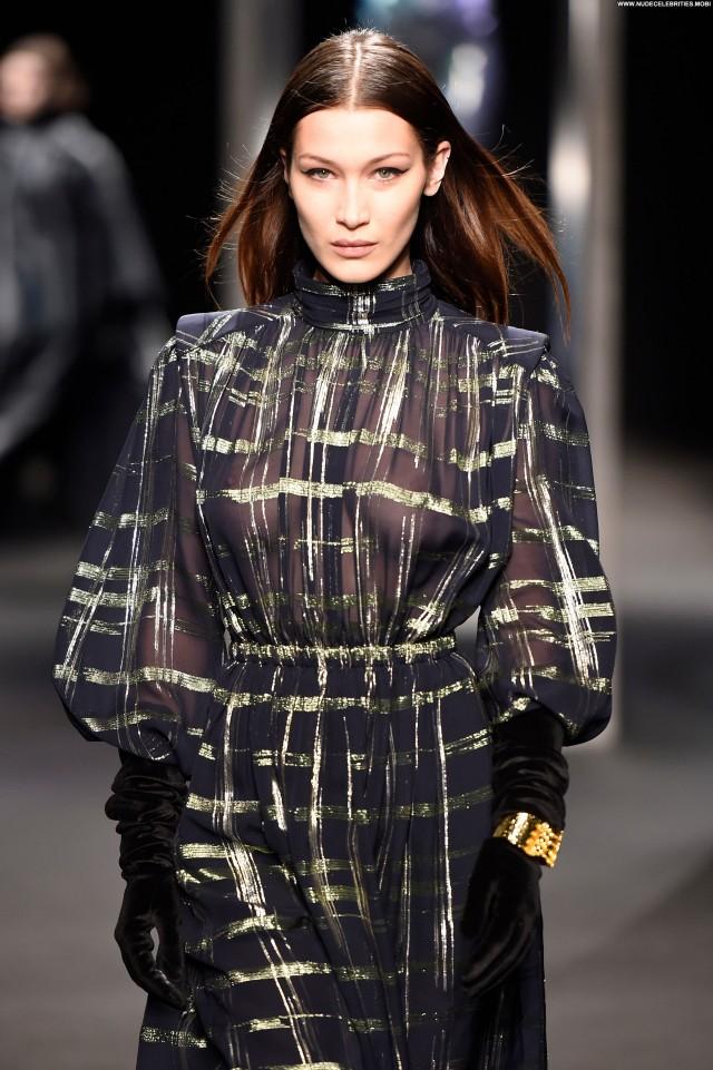 Bella Hadid Mercedes Benz Fashion Week Los Angeles Sister Australia