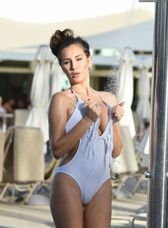 Chloe Goodman Big Brother Swimsuit Celebrity Old Shower Reality