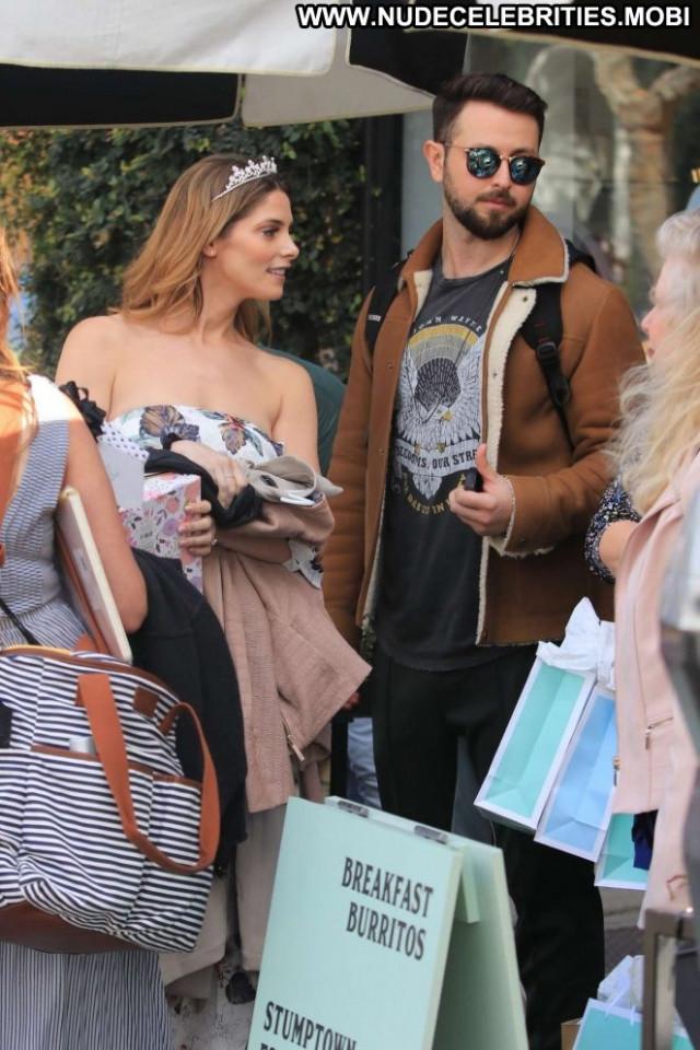 Ashley Greene Los Angeles Paparazzi Babe Posing Hot Angel Celebrity
