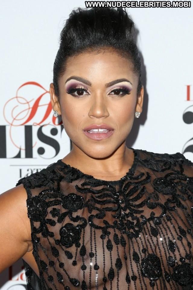 Vivian Lamolli No Source Hot Singer American Latina Latin Hollywood