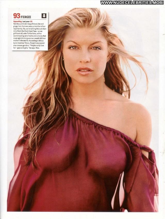 Stacy Ferguson Aka Fergie Celebrity