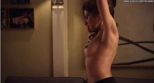 Callie Thorne Californication Big Tits Nude Boobs Shirt Nude Scene