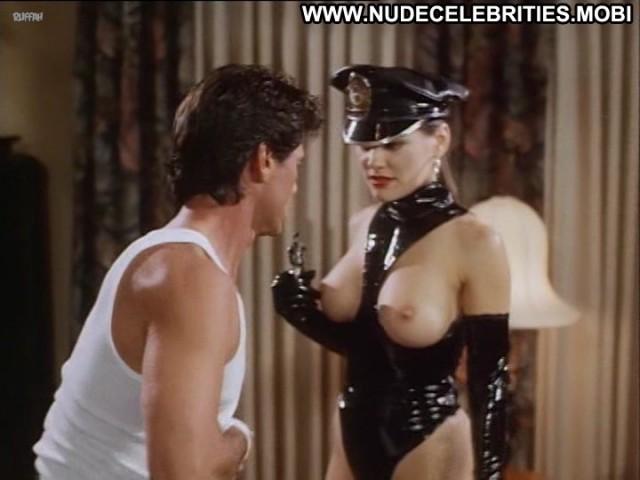 Athena Massey Undercover Heat Striptease Big Tits Celebrity Stunning