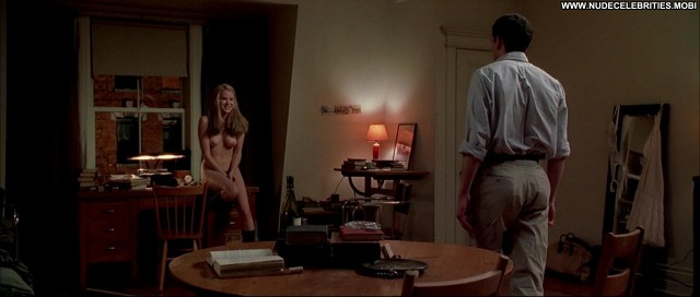 Nicole Kidman The Human Stain Bed Celebrity Breasts
