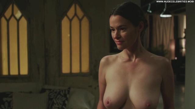Leisha Hailey Fertile Ground Topless Breasts Nice Celebrity Big Tits