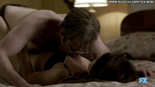 Keri Russell The Americans Bed Celebrity Ass Sex Female Nude Scene