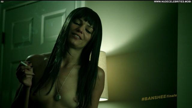 Ivana Milicevic Banshee Celebrity Female Sex Smoking Breasts Big Tits