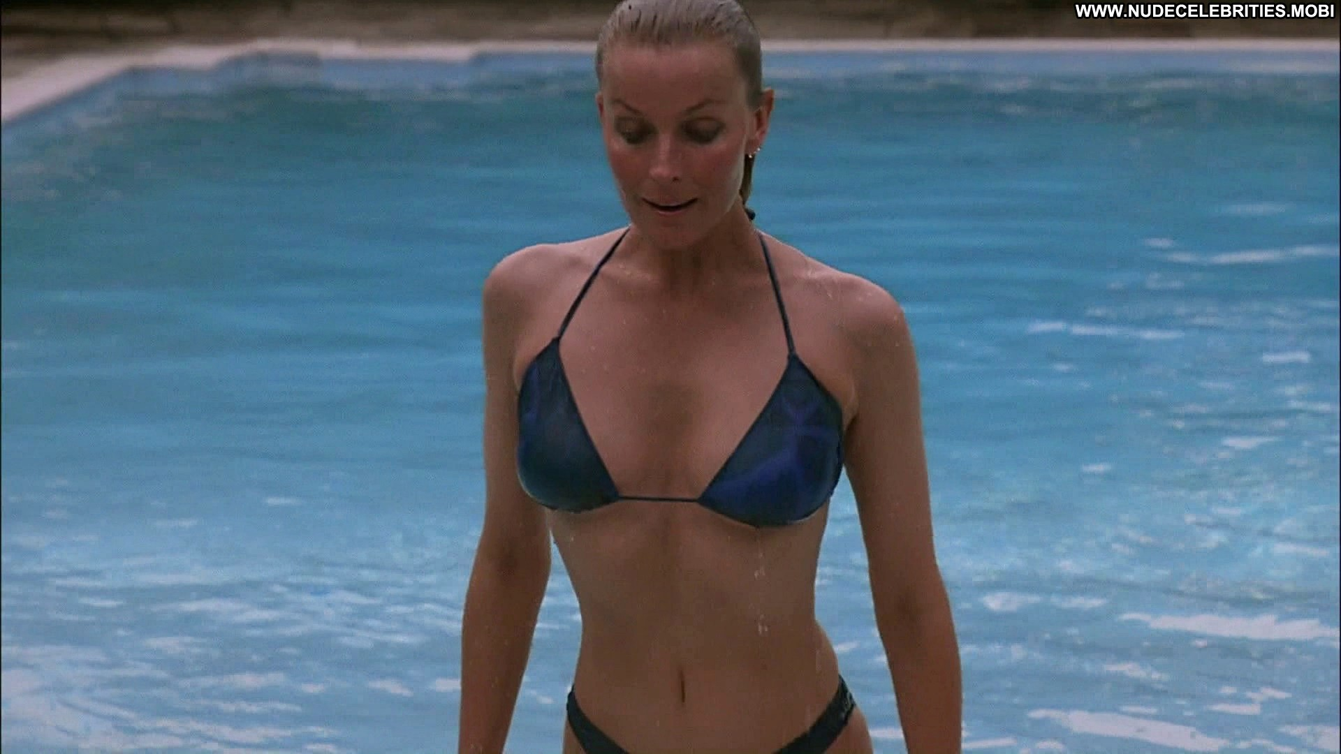 Bo Derek Lorri Bagley Tommy Boy Celebrity Couple Bikini ...