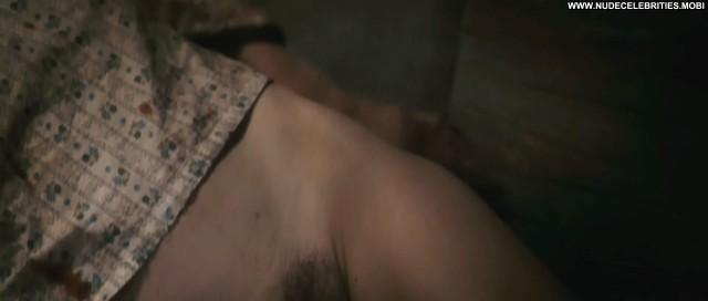 Charlotte Gainsbourg Antichrist Legs Horror Couple Celebrity Woods