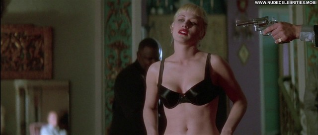 Patricia Arquette Lost Highway Sleeping Celebrity Nice Bed Big Tits