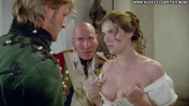 Elizabeth Hurley Sharpes Enemy  Breasts Nice Big Tits Celebrity