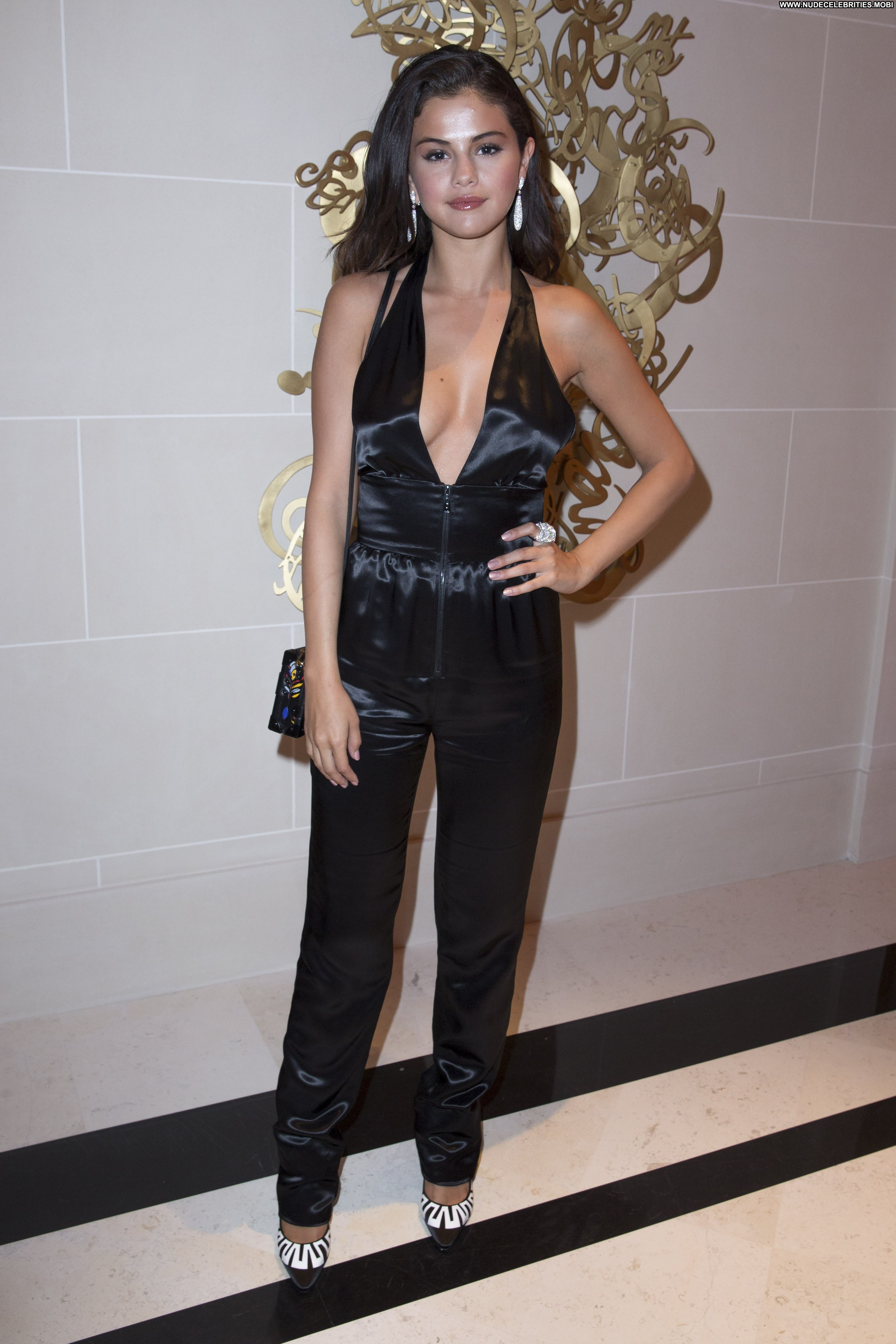 Selena Gomez: CR Fashion Book Issue N5 Launch Party -12