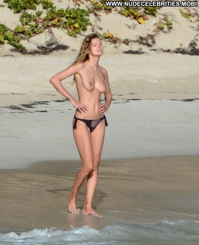Edita Vilkeviciute St Barts April Posing Hot Celebrity
