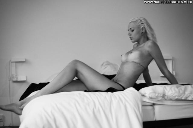Cecilie Emanuele Dangelo Posing Hot Celebrity Famous Cute Sexy Hot
