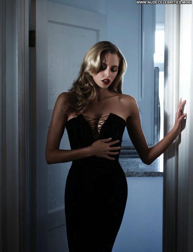 Estella Warren Treats Magazine 3 Posing Hot Celebrity