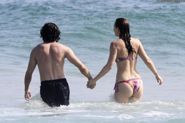 Leighton Meester Rio De Janeiro March Posing Hot Celebrity Babe