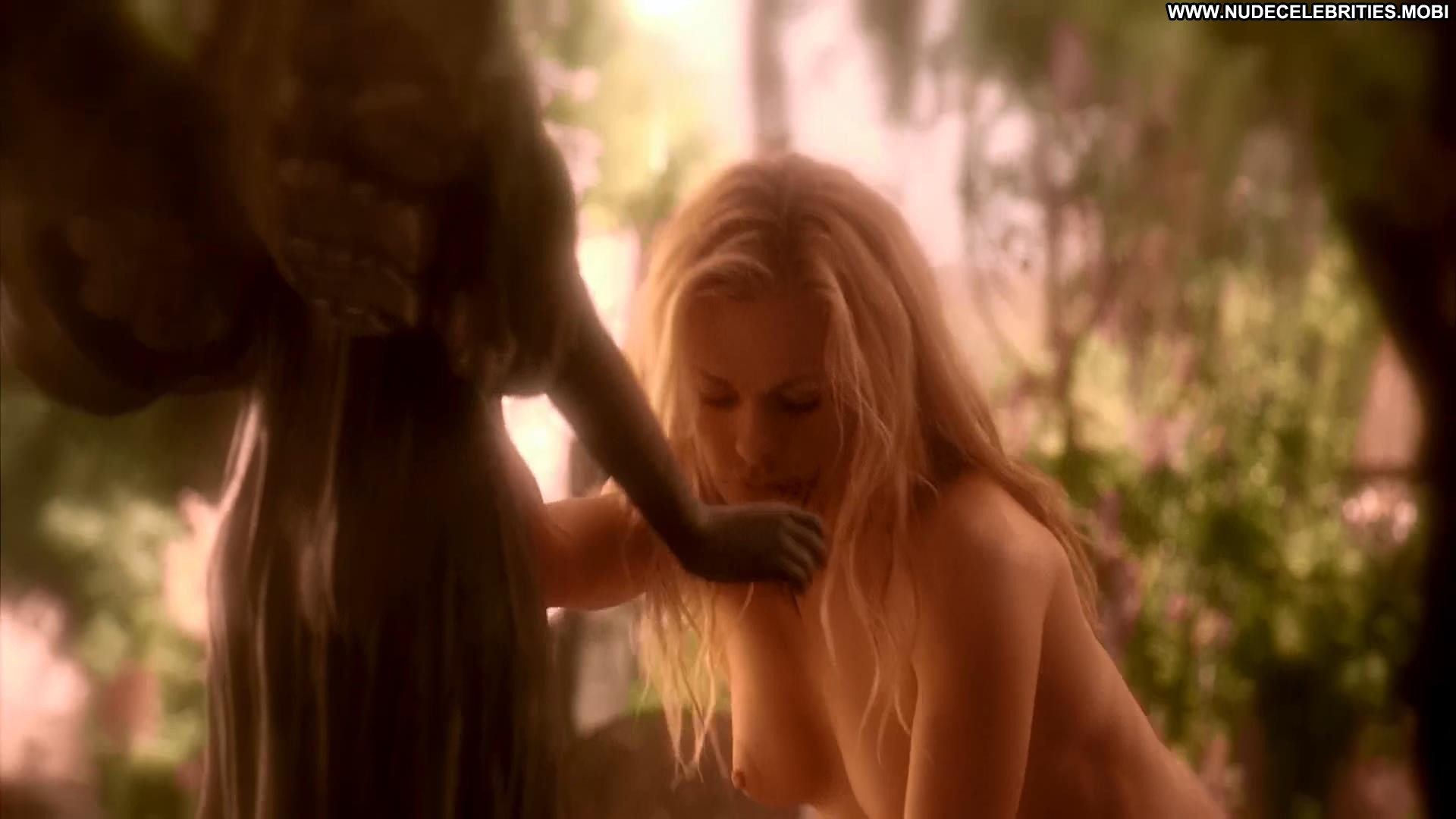Anna paquin true blood nude scene #3