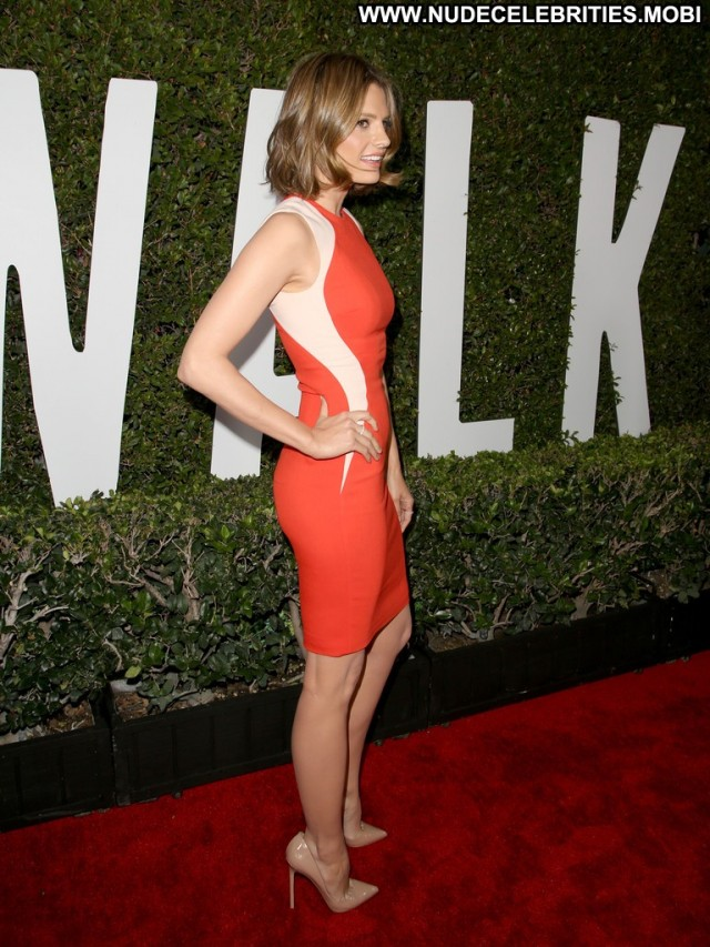 Stana Katic Los Angeles High Resolution Posing Hot Celebrity
