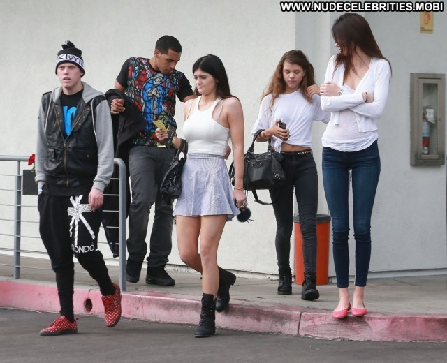 Kylie Jenner Los Angeles Candids Celebrity Babe High Resolution