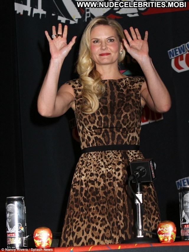Jennifer Morrison Once Upon A Time Babe Celebrity Posing Hot High