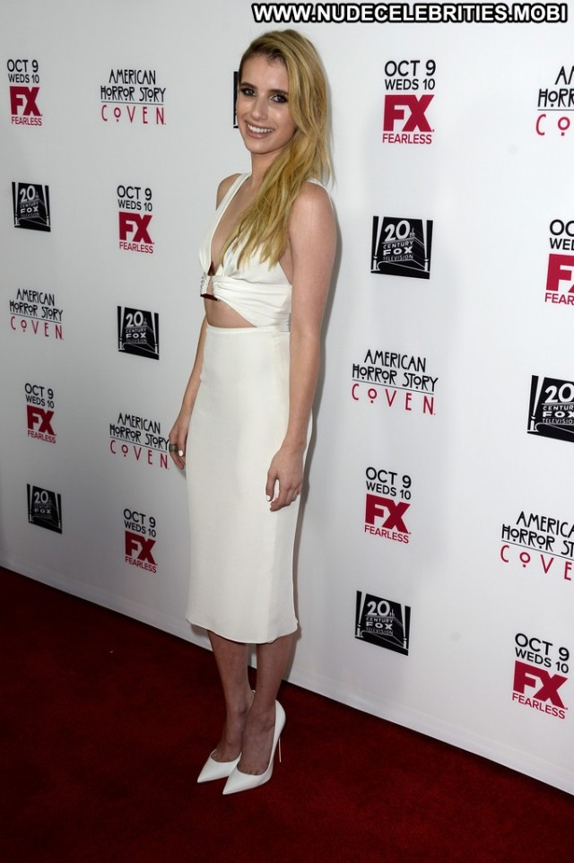 Emma Roberts American Horror Story High Resolution Celebrity West