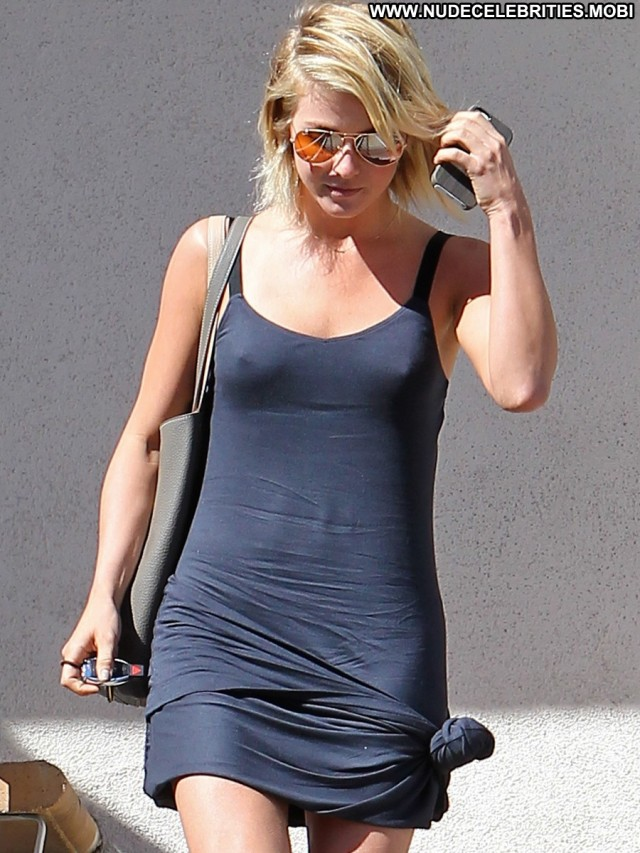 Julianne Hough Studio City Celebrity Candids Beautiful Babe Posing