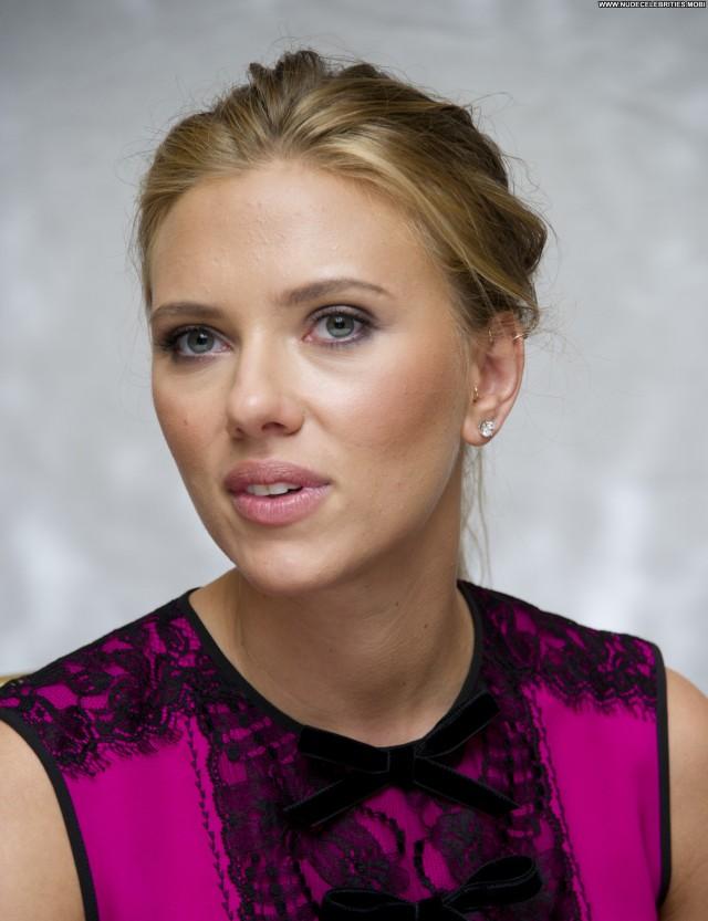 Scarlett Johansson Toronto International Film Festival Posing Hot