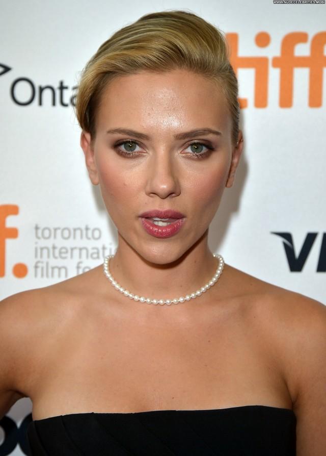 Scarlett Johansson Toronto International Film Festival Babe