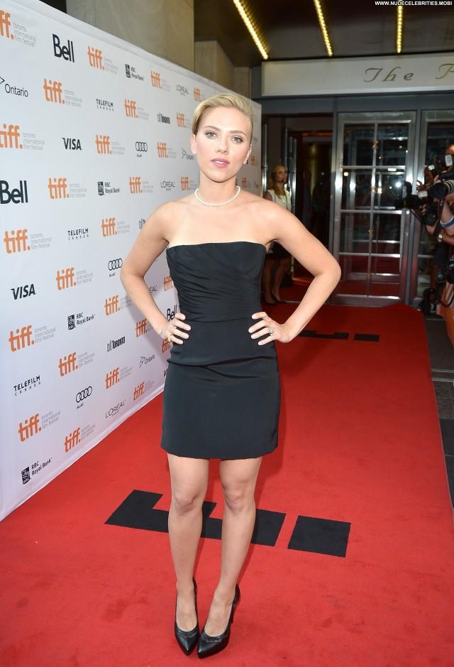 Scarlett Johansson Toronto International Film Festival International