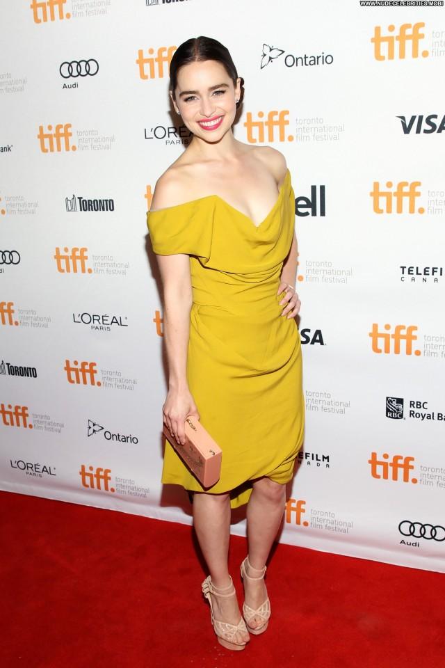 Emilia Clarke Toronto International Film Festival International
