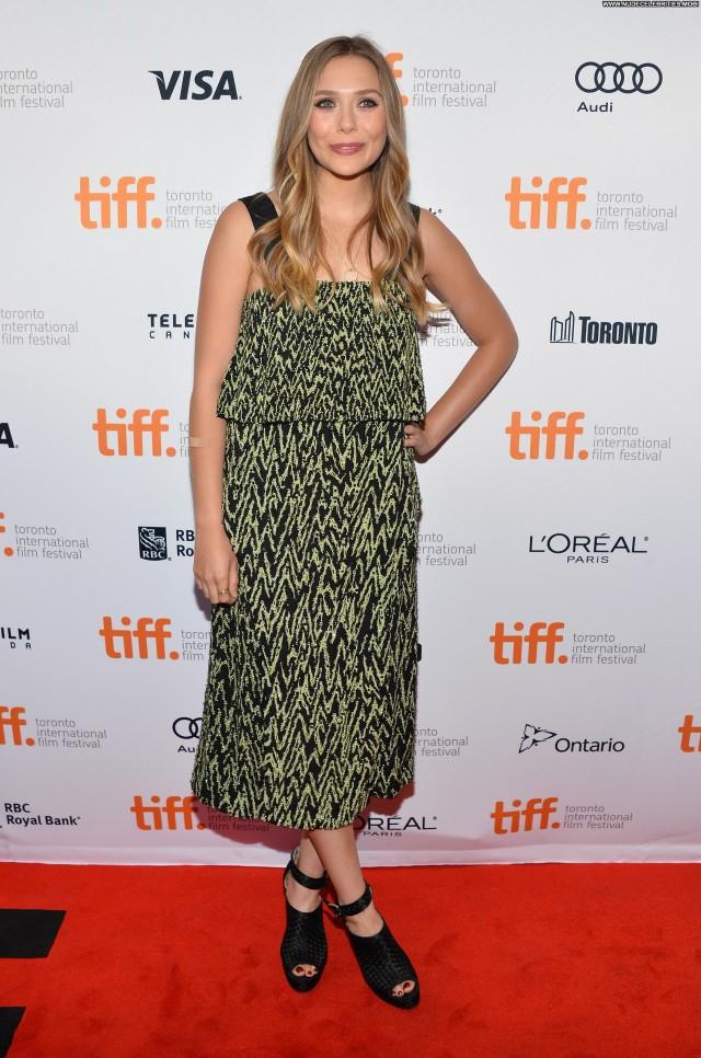Elizabeth Olsen Toronto International Film Festival Beautiful Posing